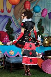Красная королева - Костюм Злая королева из страны чудес