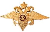 Военные и Милитари - Значок эмблема Вооруженных сил РФ