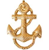 Моряки и матросы - Значок Якорь