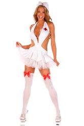 Для костюмов - Знойная медсестра