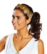 Греческие костюмы - Золотой греческий венок
