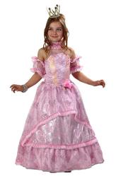 Костюмы для девочек - Костюм Золушка принцесса розовая