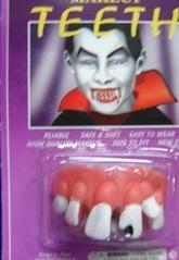 Аксессуары - Зубы с гнилью