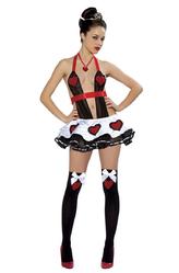 Go-Go костюмы - Червовая дама