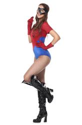 Супергерои - Костюм Девушка Человека-паука