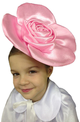 Парики и шляпы - Большая роза