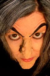 Женские костюмы - Грим набор Ведьмы
