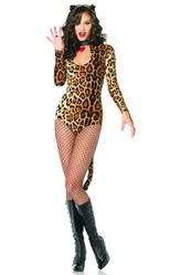 Леопарды и тигры - Костюм Хищница