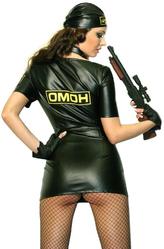 Полицейские и Грабители - Костюм Храбрая сотрудница Омона