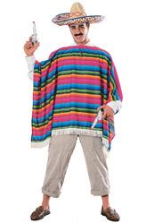 Мексиканские костюмы - Костюм Озорной мексиканец