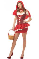 Красная шапочка - Костюм Наивная Красная шапочка