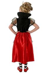 Красная королева - Костюм Маленькая Принцесса Черви
