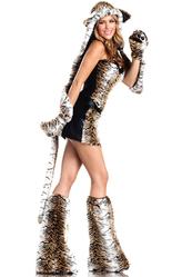 Леопарды и тигры - Костюм Роковая тигрица