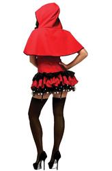 Красная шапочка - Костюм Чуткая Красная Шапочка
