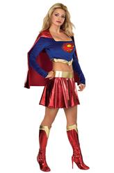 Супергерои и комиксы - Костюм Красотка суперменша