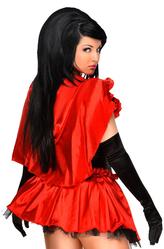 Красная шапочка - Костюм Красная шапочка в черном