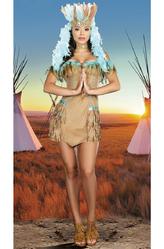 Ковбои и Индейцы - Костюм Красотка