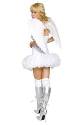 Женские костюмы - Крылья белого ангела