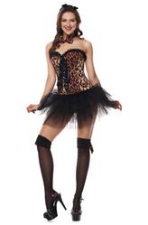 Леопарды и тигры - Костюм Леопард Люкс
