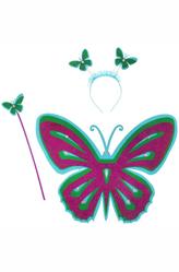 Пчелки и бабочки - Костюм Лесная бабочка