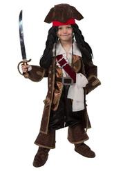 Пираты Карибского моря - Костюм Маленький Джек Воробей