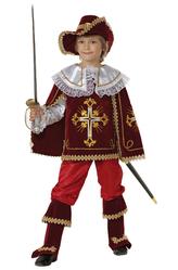 VIP костюмы - Маленький мушкетер бордо