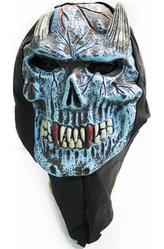 Латексные маски - Маска голубого демона