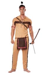 Ковбои и индейцы - Костюм Мужественный индеец