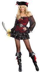 Перчатки и боа - Неутомимая пиратка