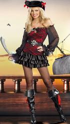 Чулки и колготки - Неутомимая пиратка