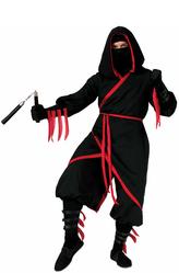 Рыцари и Воины - Костюм Незаметный воин-ниндзя