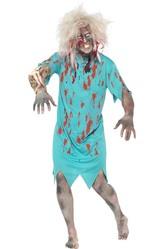 Зомби и Призраки - Костюм Пациент-мертвец