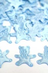 Декорации - Праздничное конфети с медведями