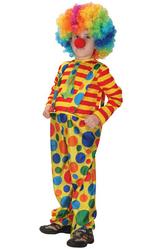 Клоуны - Костюм Радужный клоун
