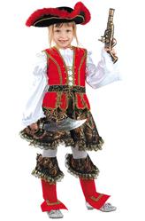 Пиратки - Костюм Разбойница