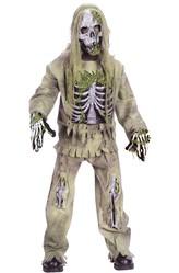 Зомби - Костюм Разлагающийся зомби