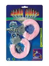 Женские костюмы - Розовые наручники