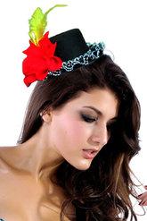 Маленькие шляпки - Шляпка Кармен