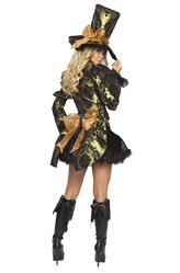 Подъюбники и юбки - Шляпница в праздничном камзоле