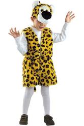 Леопарды и тигры - Костюм Шустрый леопард
