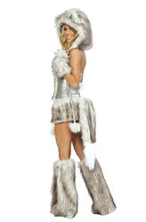 Go-Go костюмы - Сказочная волчица