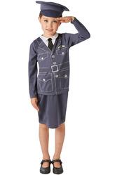 Летчики и пилоты - Костюм Служащая ВВС