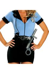 День спецназа - Костюм Служительница закона