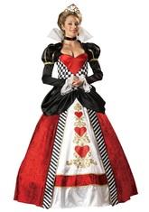 Красная королева - Костюм Справедливая королева