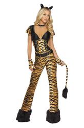 Леопарды и тигры - Костюм Тигрица