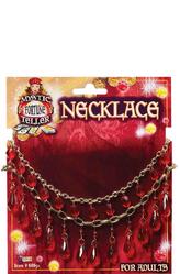 Браслеты и ожерелья - Цепочка с висюльками