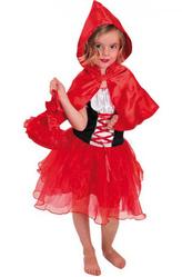Детские костюмы - Костюм Веселая красная шапочка