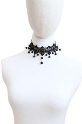 Браслеты и ожерелья - Винтажное ожерелье с бусинами