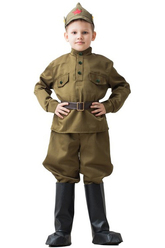 Солдат - Костюм Юный Буденовец