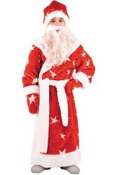 Дед Мороз - Костюм Юный Дед Мороз